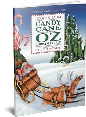 Candy Cane - An Oz Christmas Tale