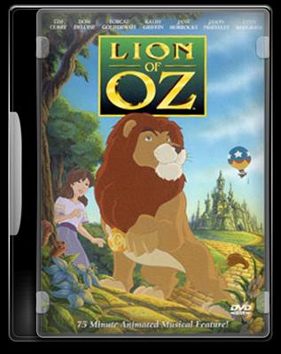 Lion of OZ Sony DVD