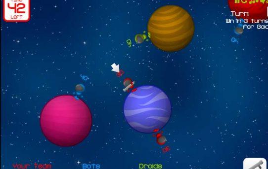 gravity wars game