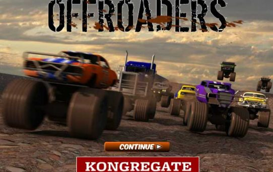 offroaders game