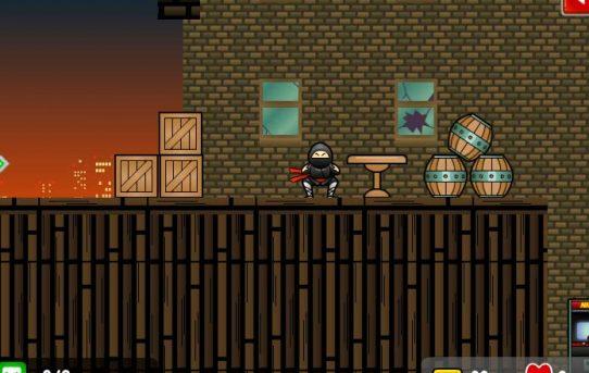sticky ninja game