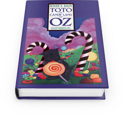 Toto In Candy Land Of OZ