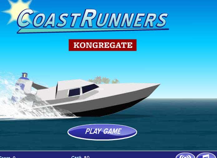 coast runners game